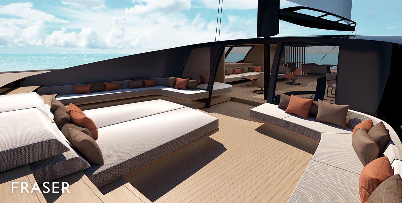 BLACKCAT 35 yacht