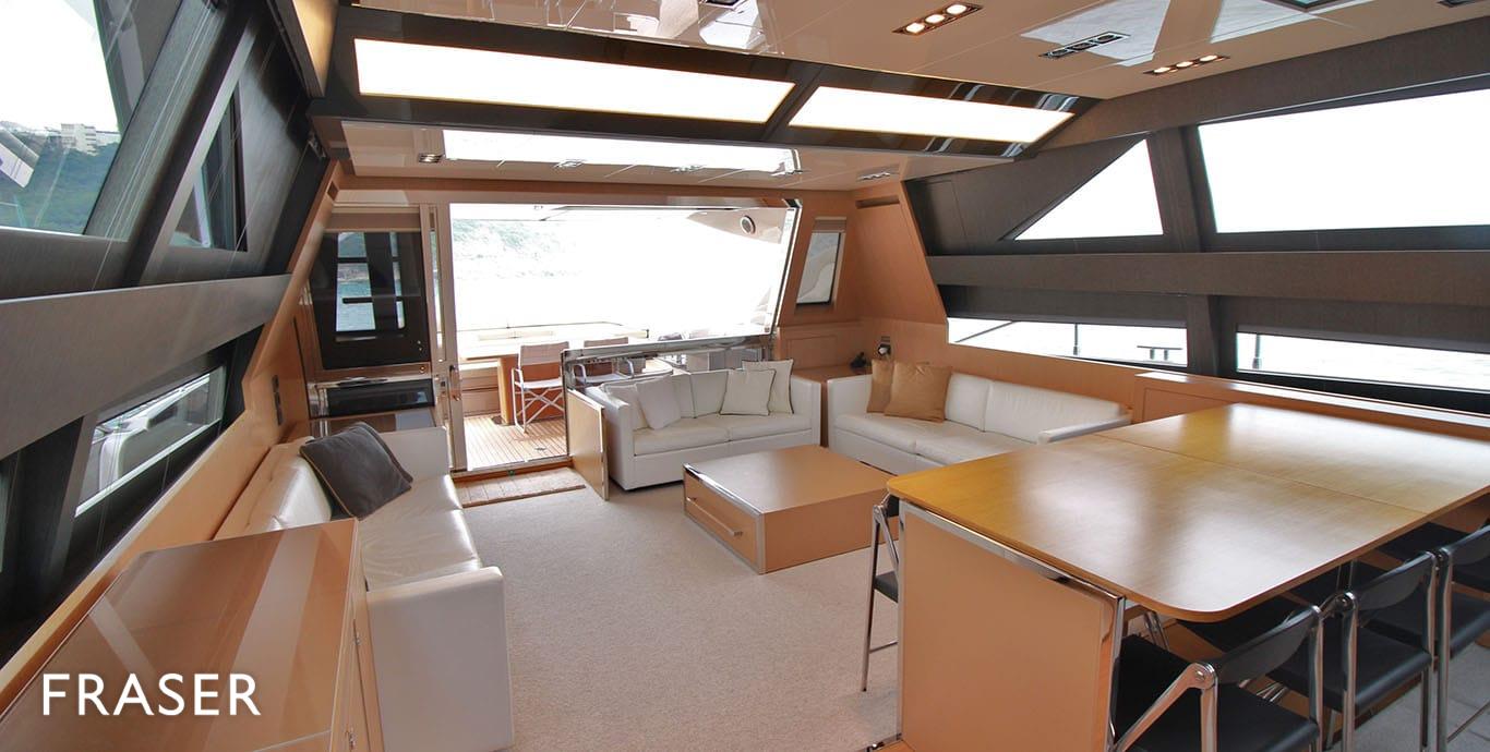 BUCEPHALUS yacht