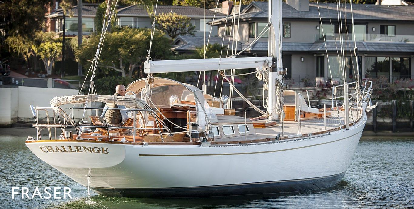 CHALLENGE yacht