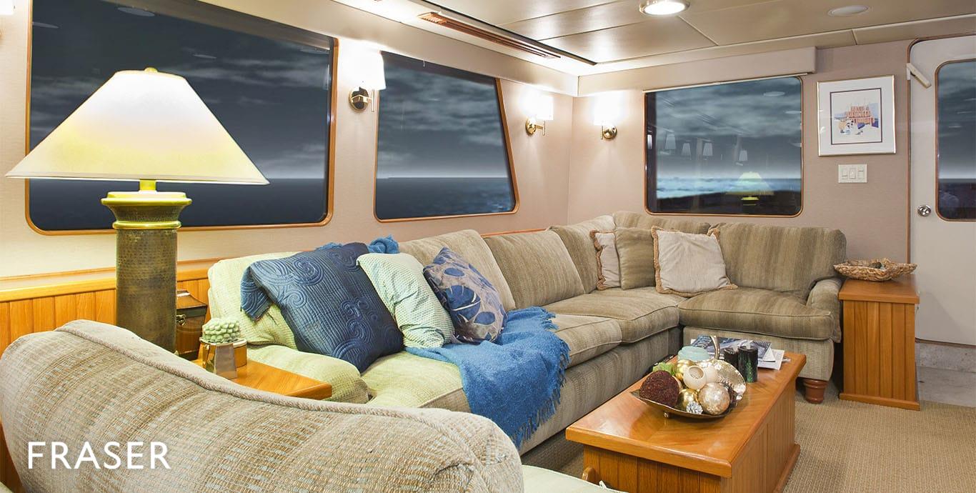 CHINOOK Yacht | Fraser