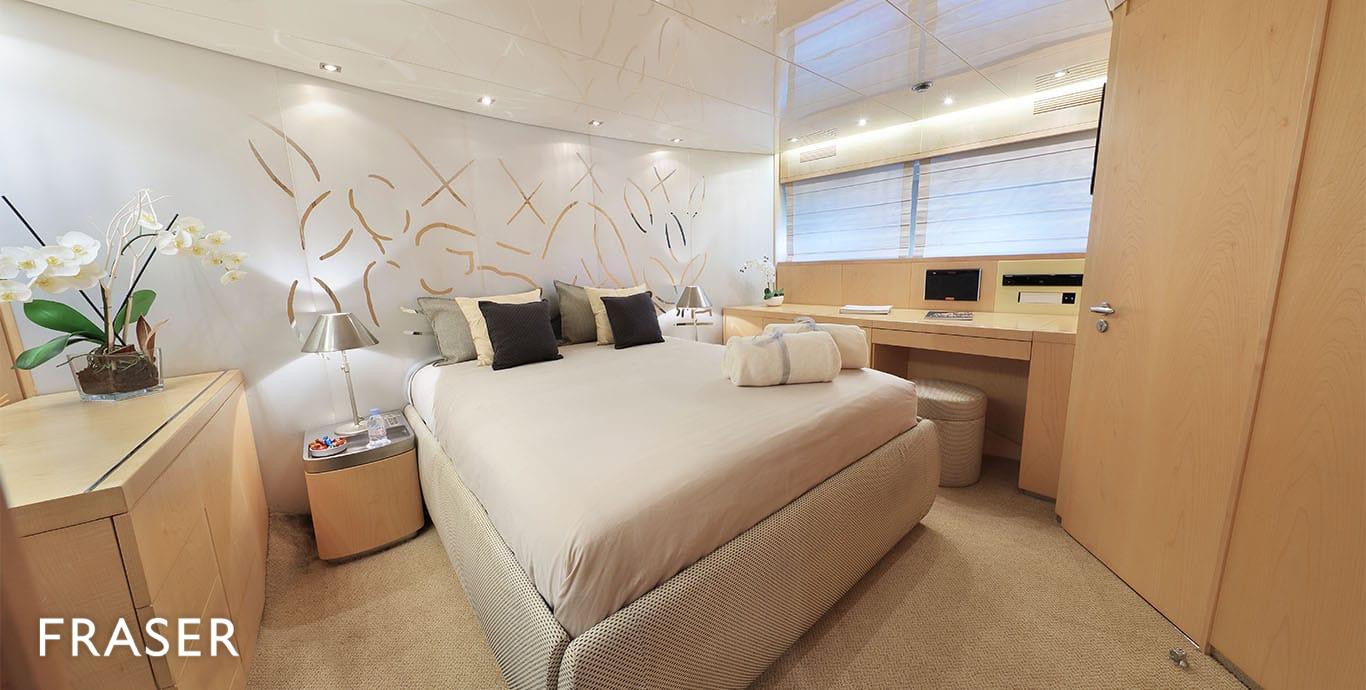 COCA VI yacht