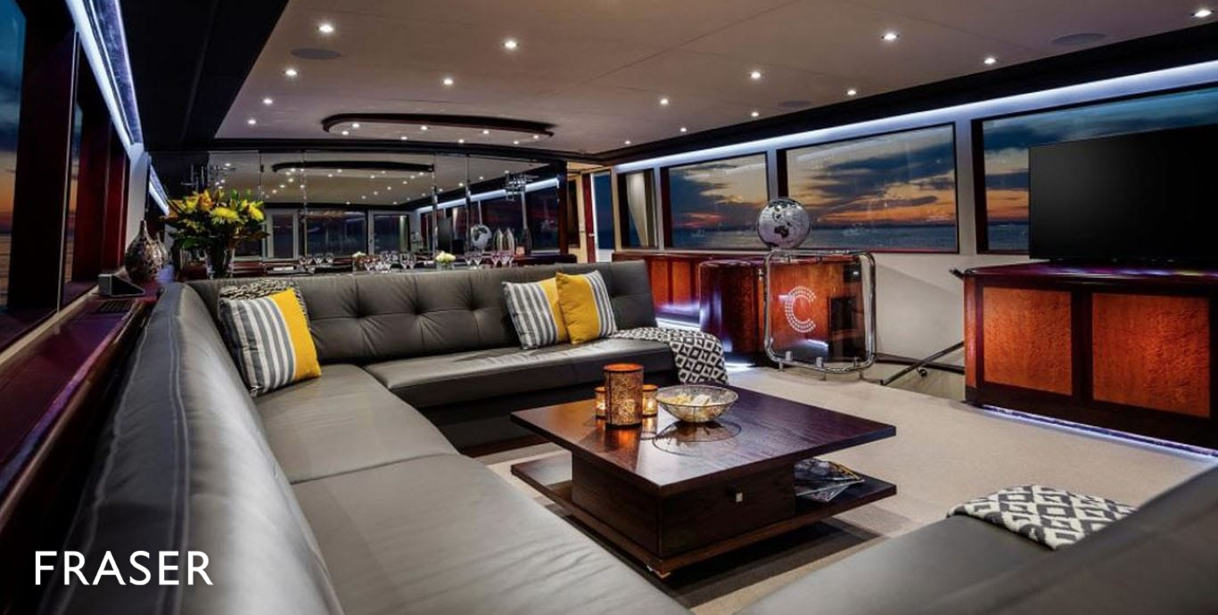 CORROBOREE 1 yacht