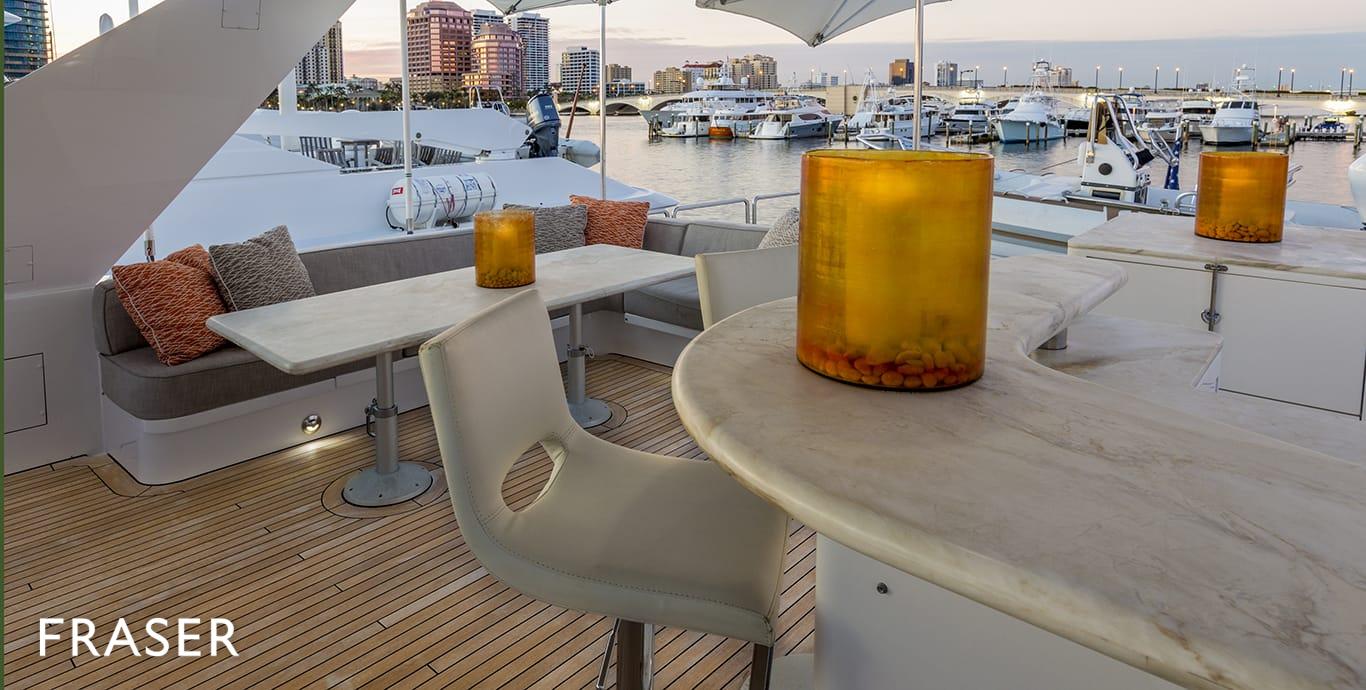 CRU yacht