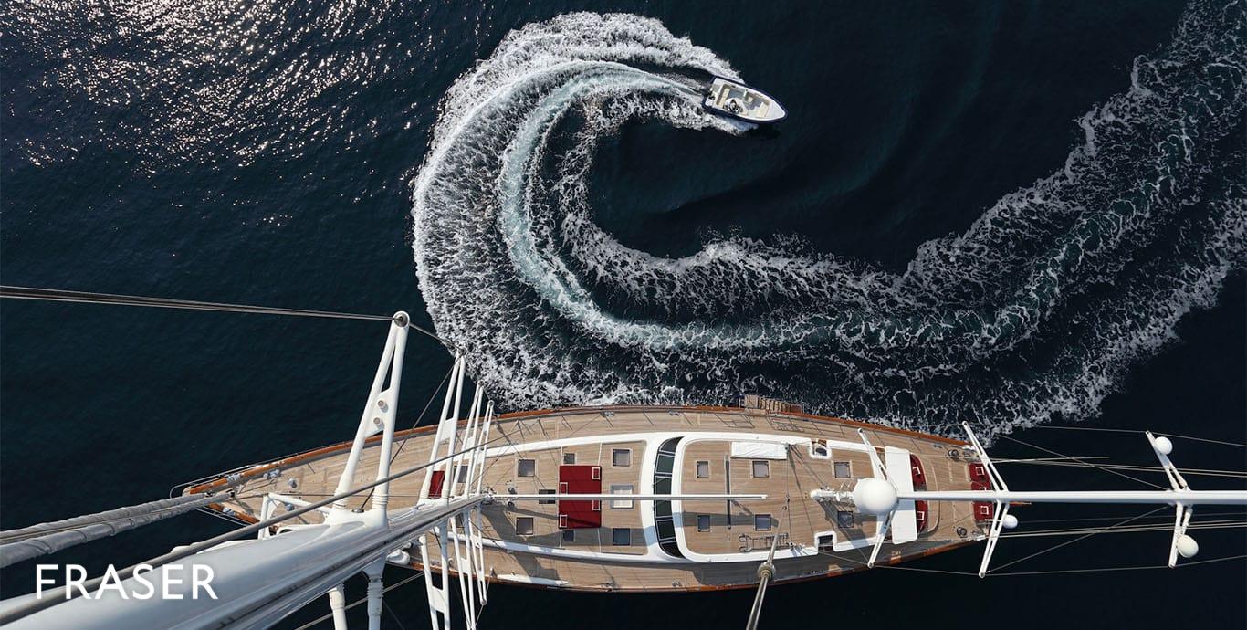 cyrano de bergerac yacht for sale fraser