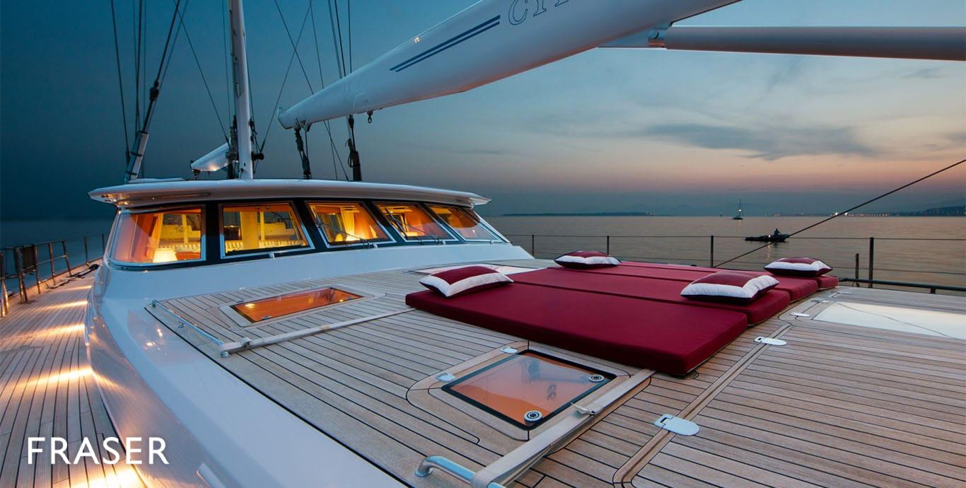 CYRANO DE BERGERAC yacht