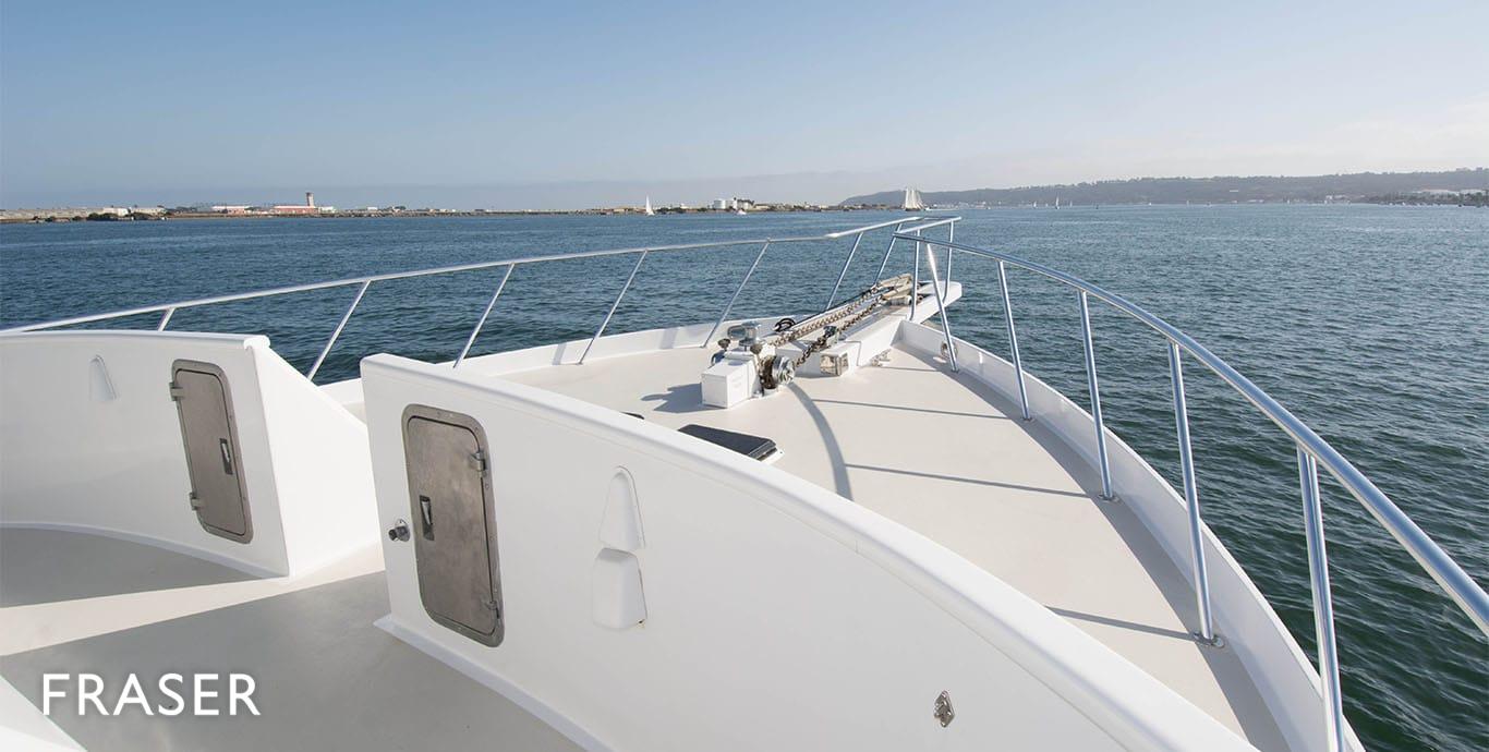 DELIA yacht