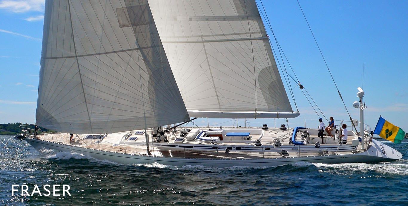 DREAMLAND yacht