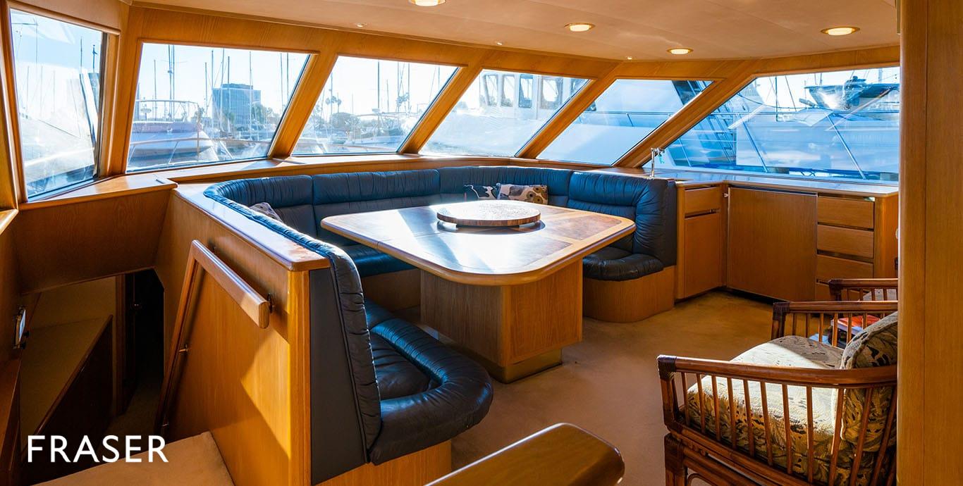 DUN DIGGIN yacht