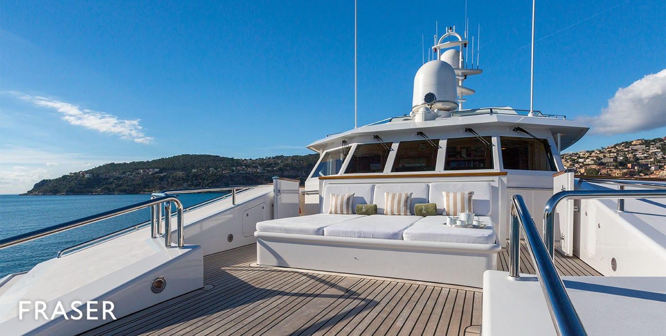 Eclipse Yacht Fraser
