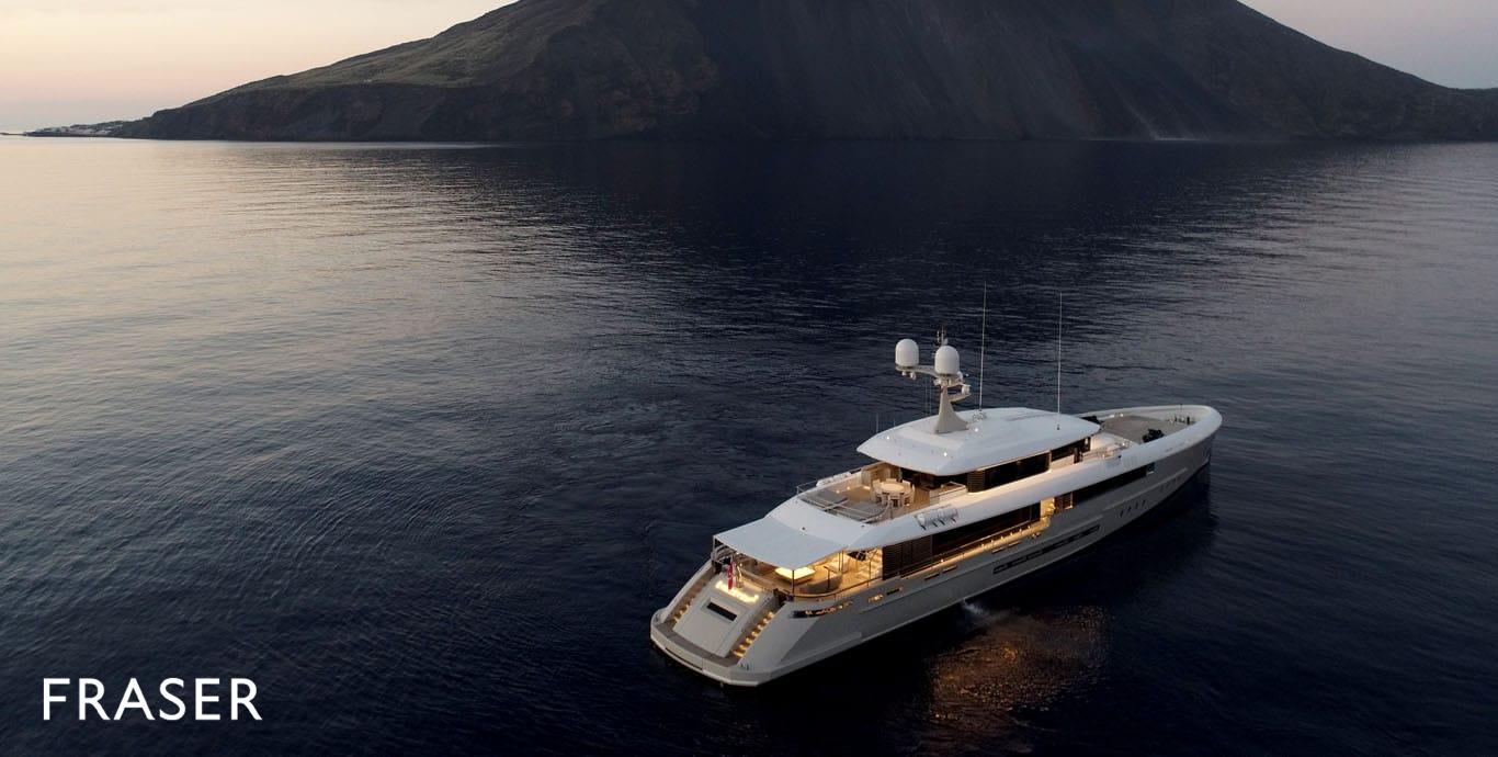 ENDEAVOUR II yacht
