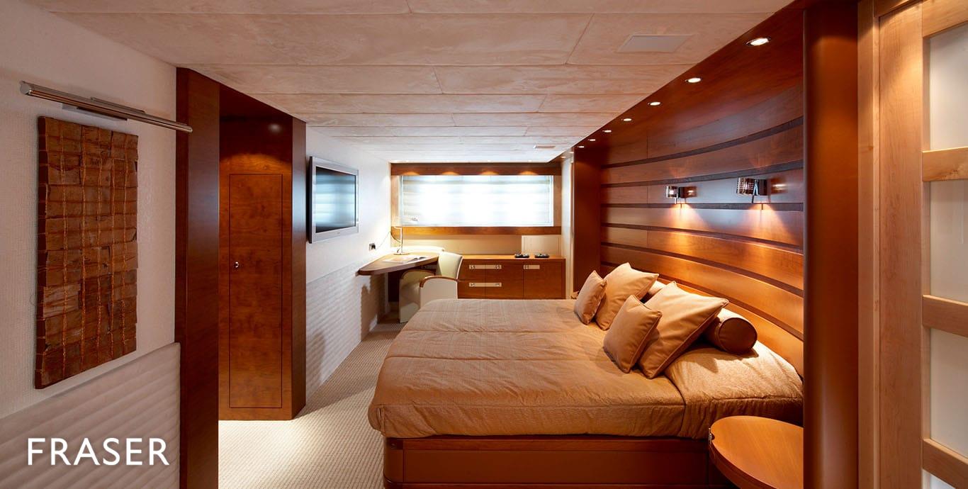 ETOILE D'AZUR yacht