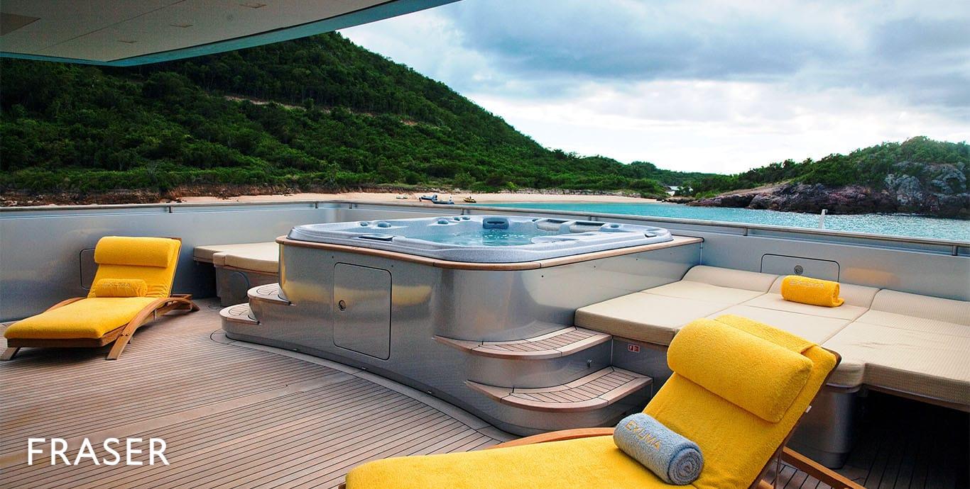 EXUMA yacht