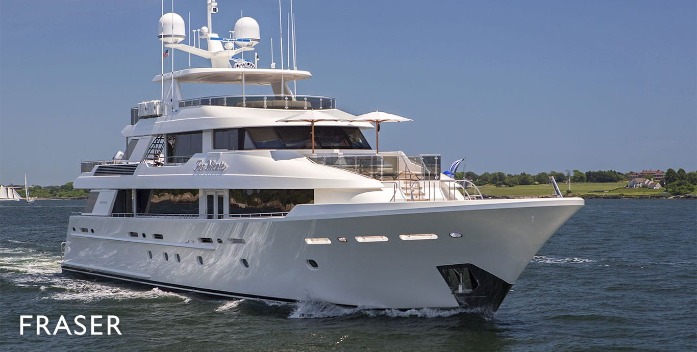 FAR NIENTE Yacht | Fraser