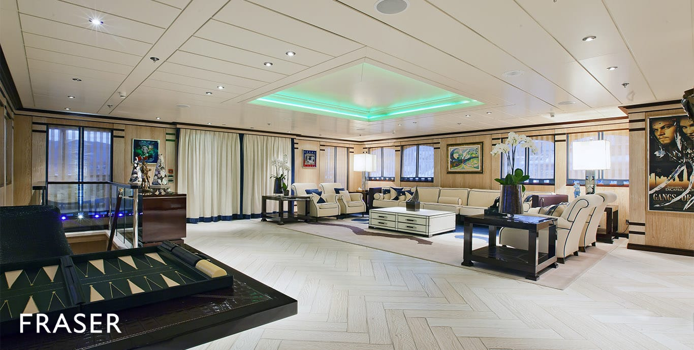 Force Blue Yacht For Charter Fraser