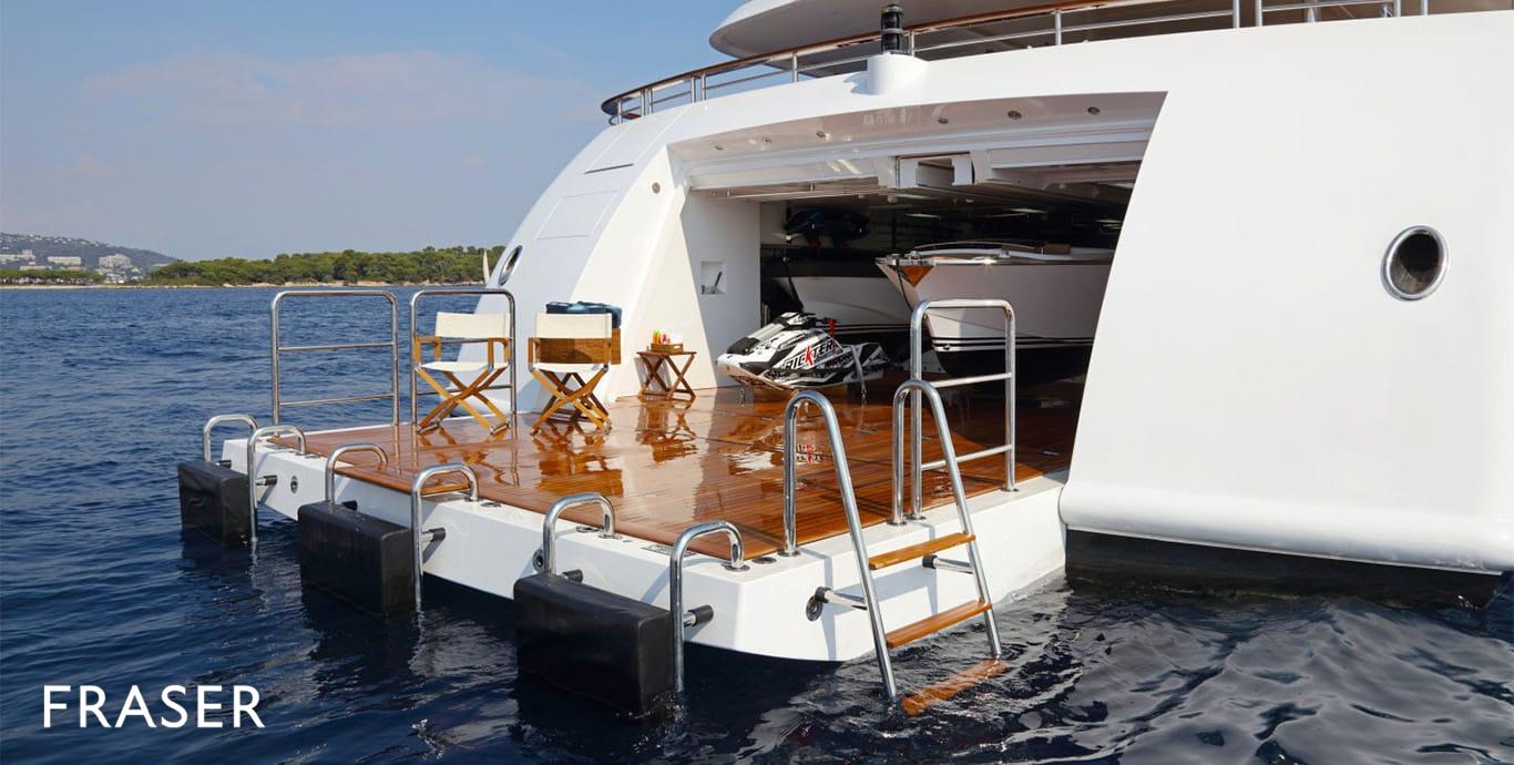 FORMOSA yacht