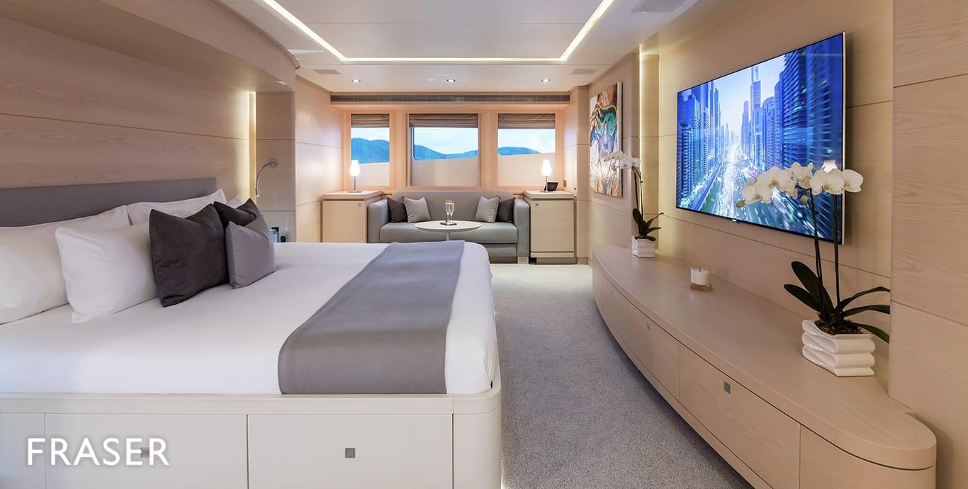 G3 yacht
