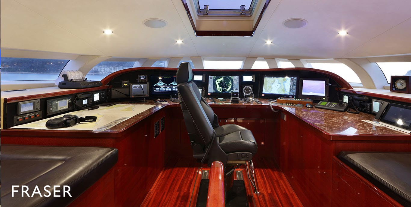 Galaxy Of Happiness Yacht For Sale Fraser