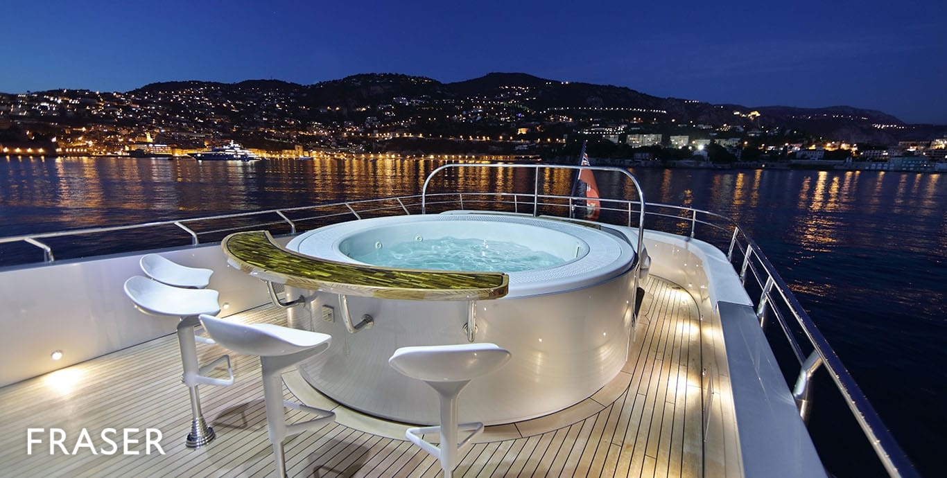 GALAXY OF HAPPINESS yacht