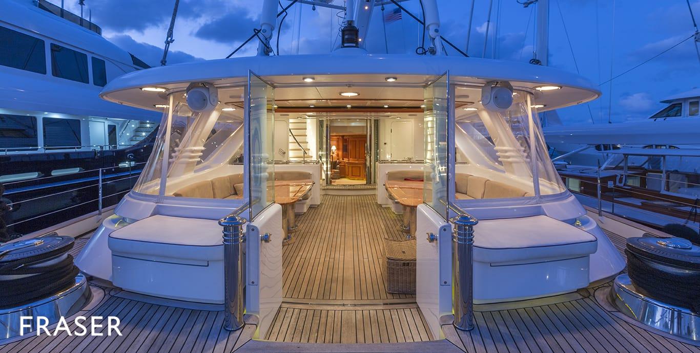 GEORGIA yacht