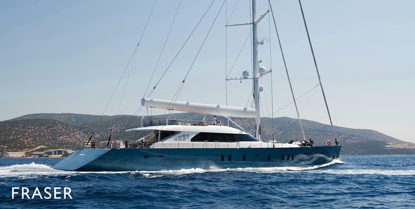 GLOBAL 50-02 yacht