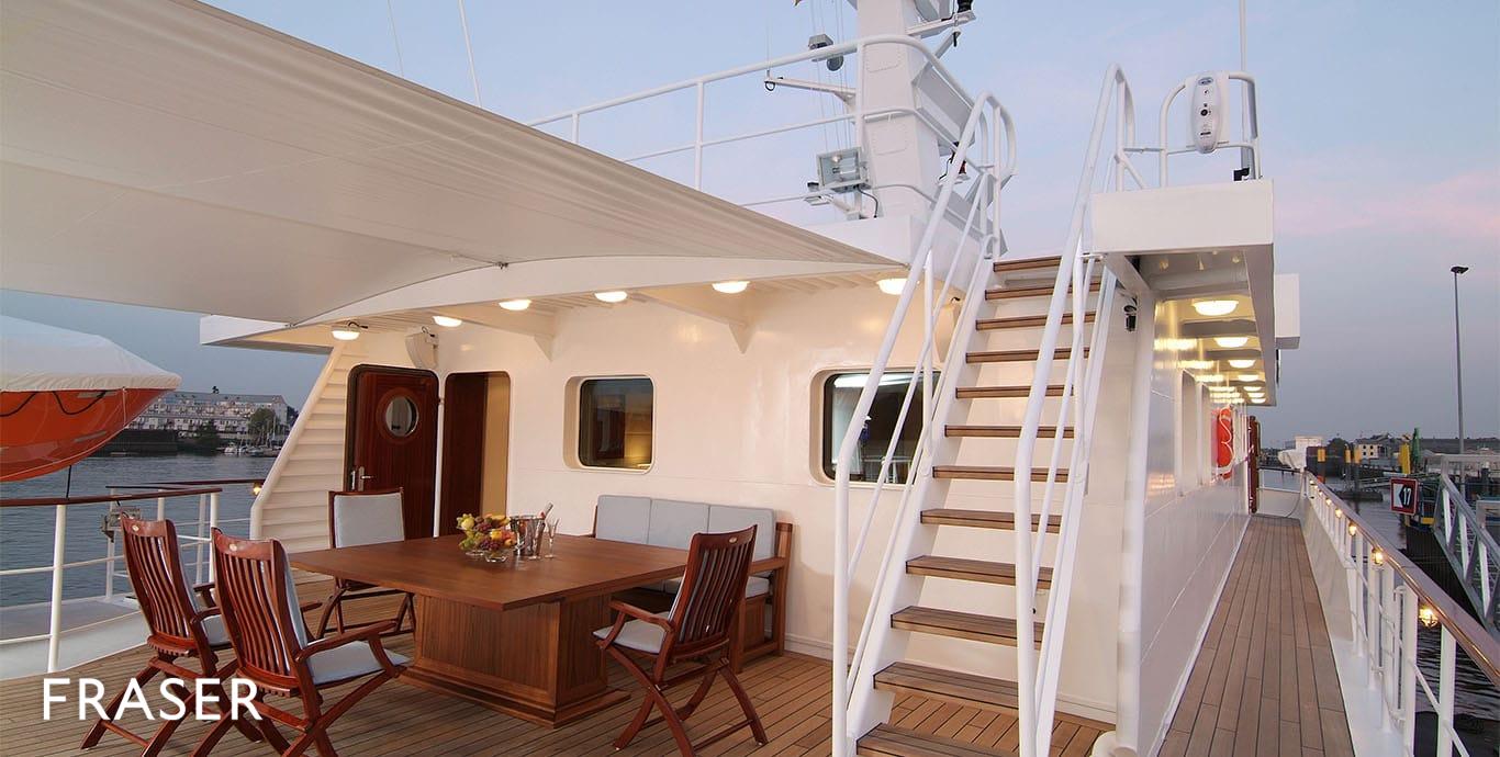 HANSE EXPLORER yacht