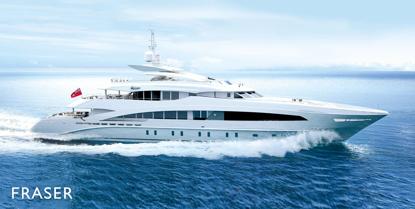 MASA Yacht | Fraser
