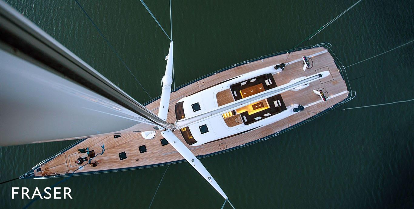 INUKSHUK yacht