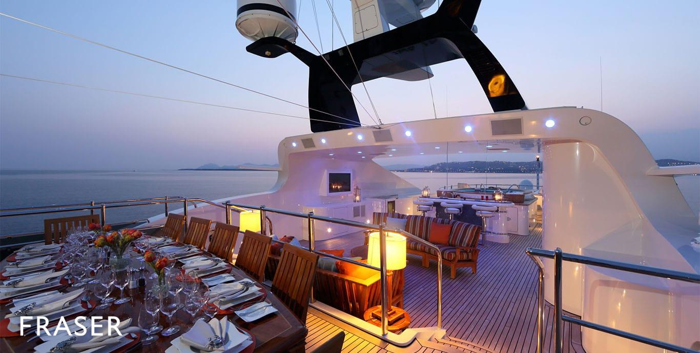 JAGUAR yacht