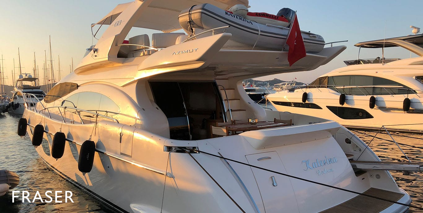 KATERINA yacht
