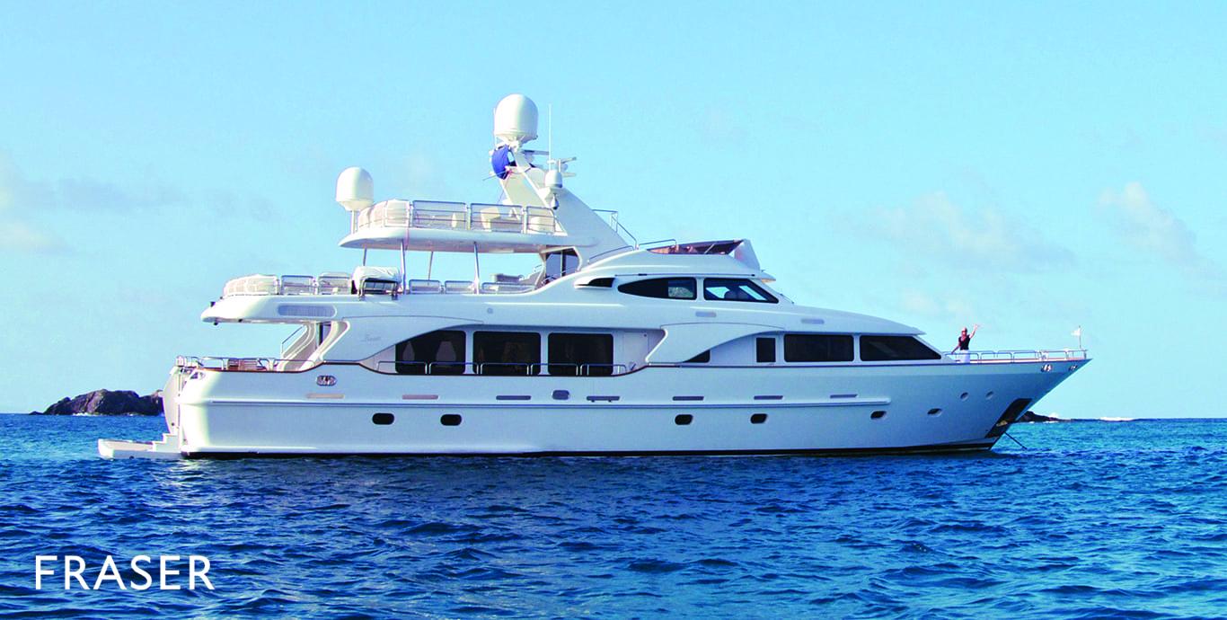 KEIKI KAI yacht
