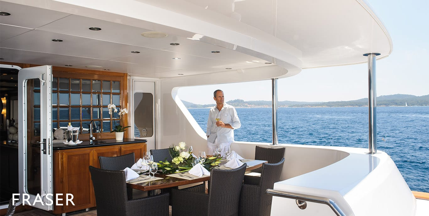 L'ALBATROS yacht