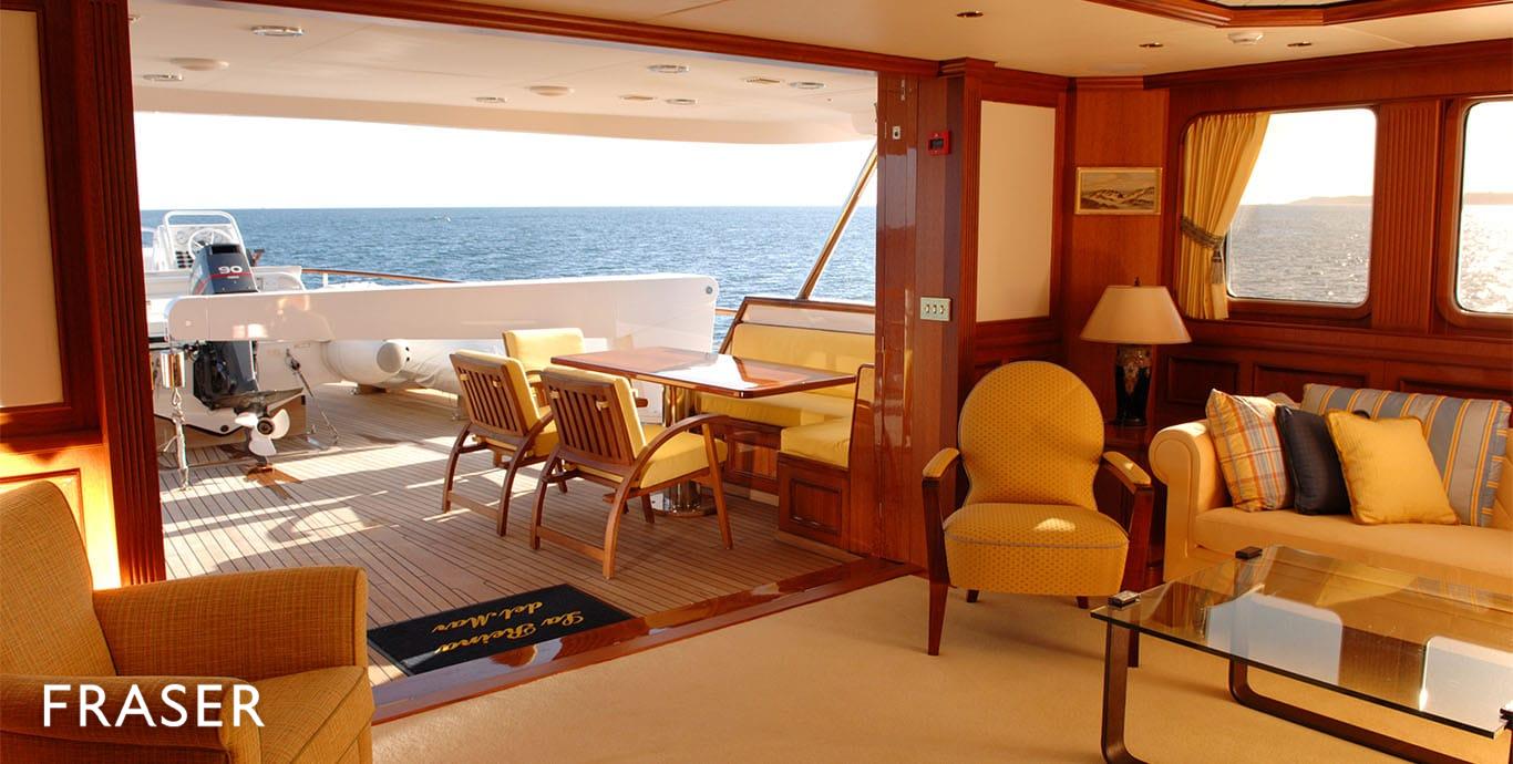 LA REINA DEL MAR yacht