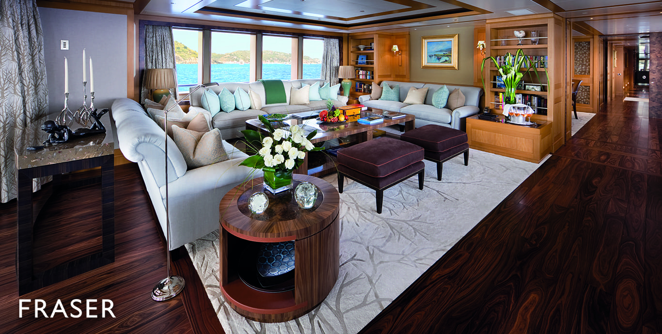 LADY BRITT yacht