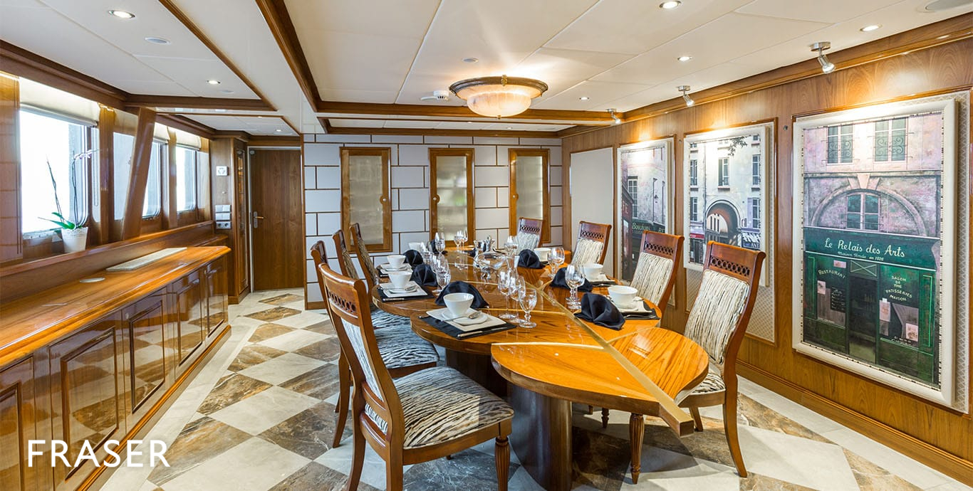 Legend Yacht For Charter Fraser