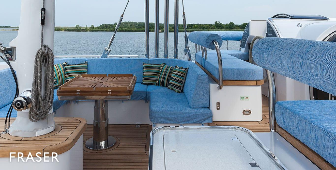 LUNAR yacht