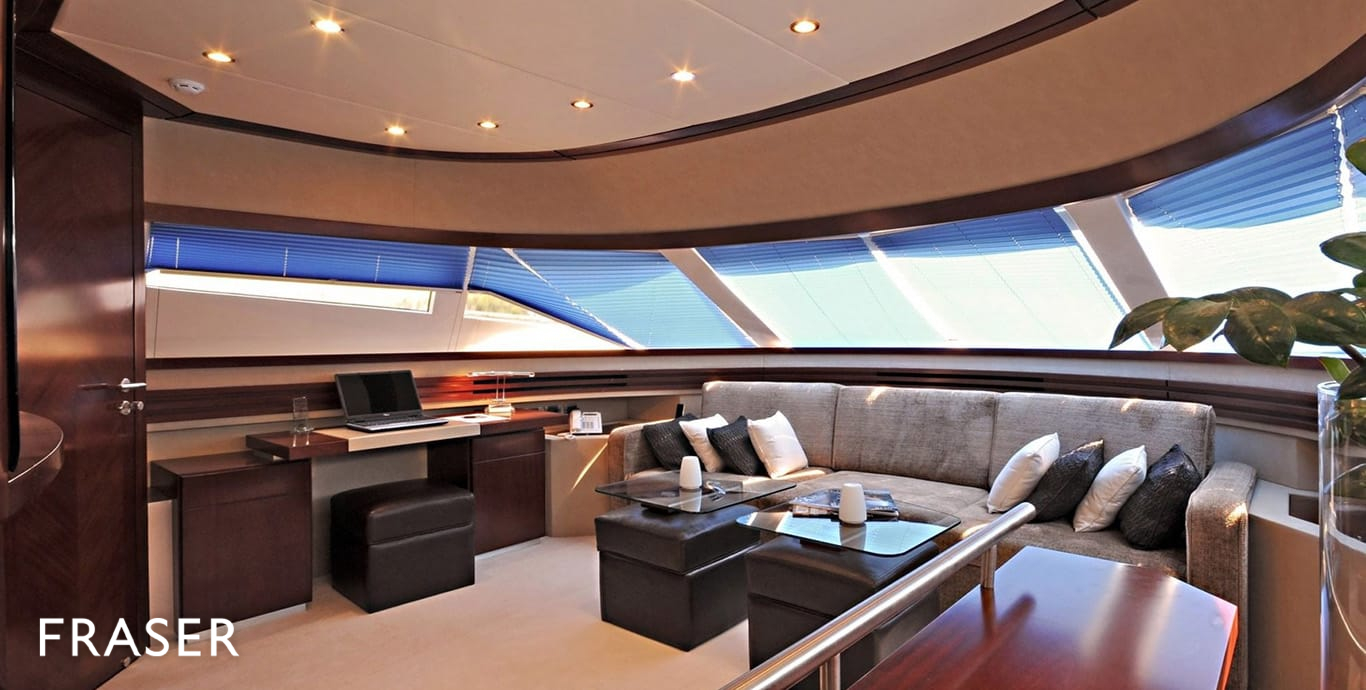 M.T. TIME yacht