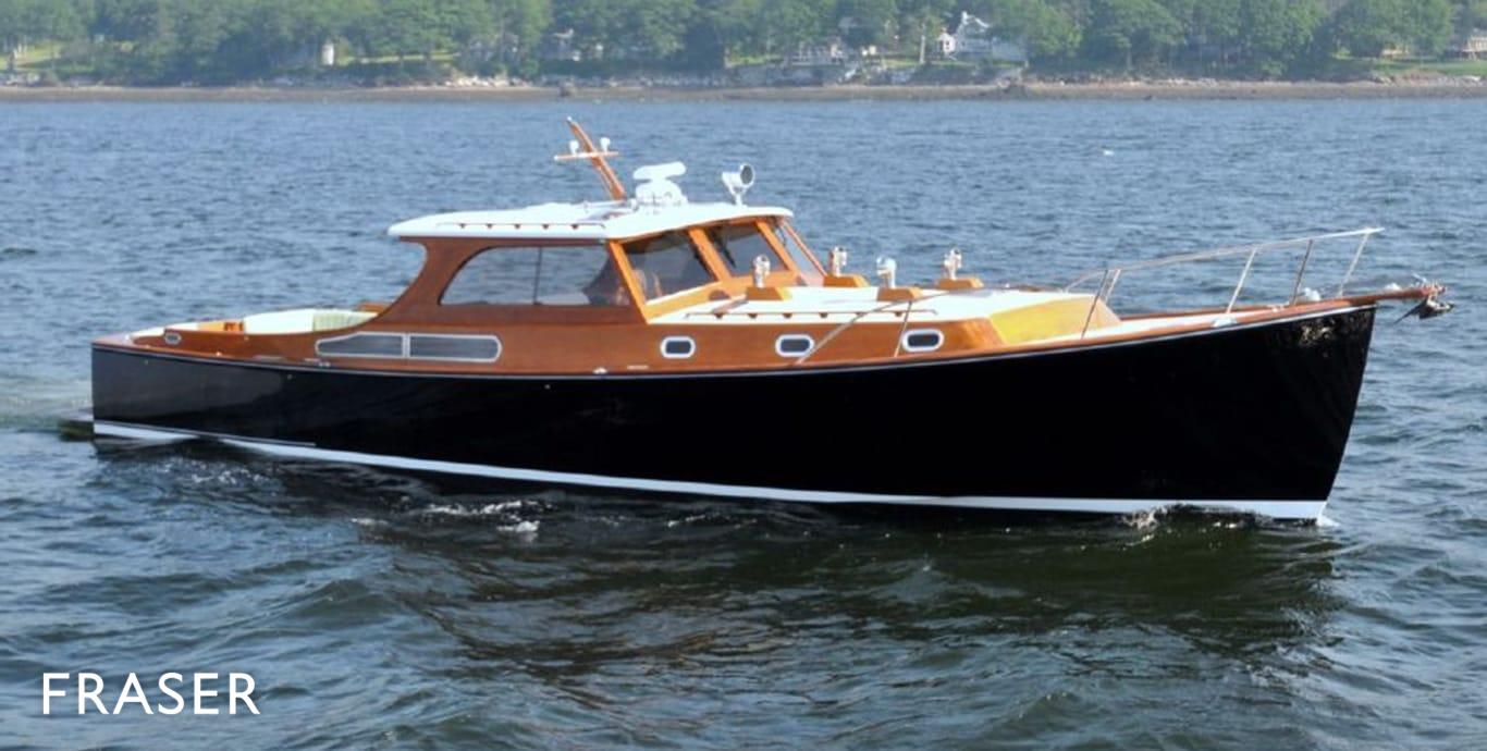 MAD MAX X yacht