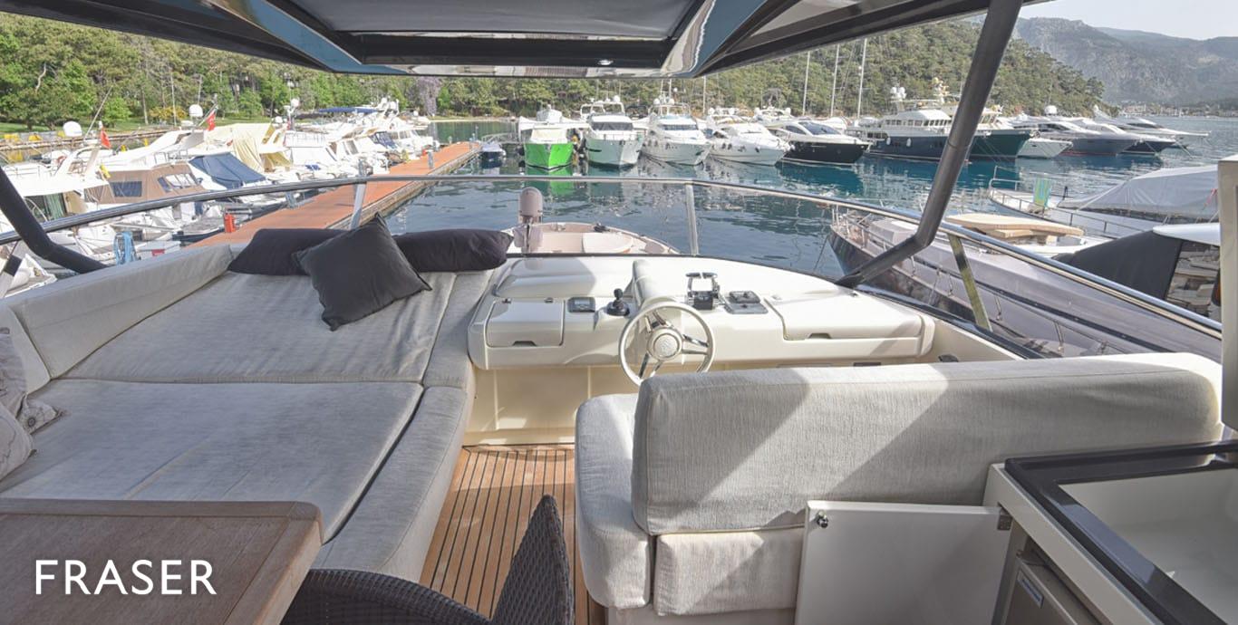 MAI yacht