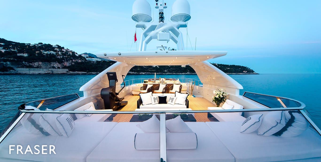 MANIFIQ yacht