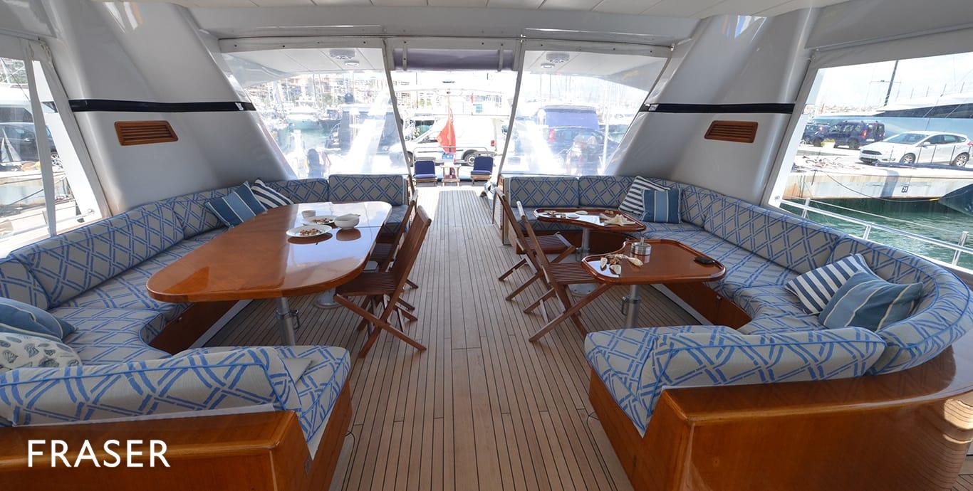 MANUTARA yacht