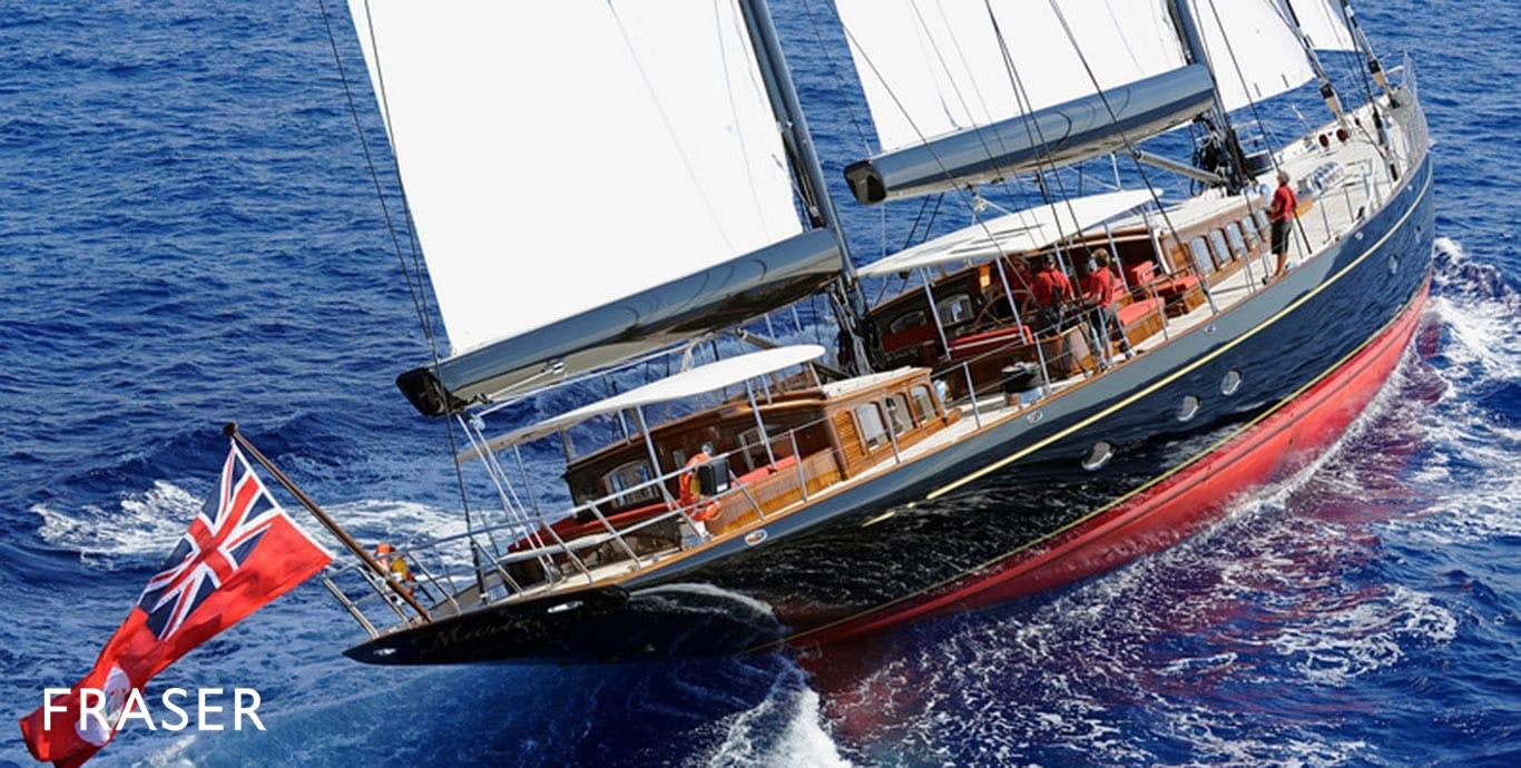 MARIE yacht