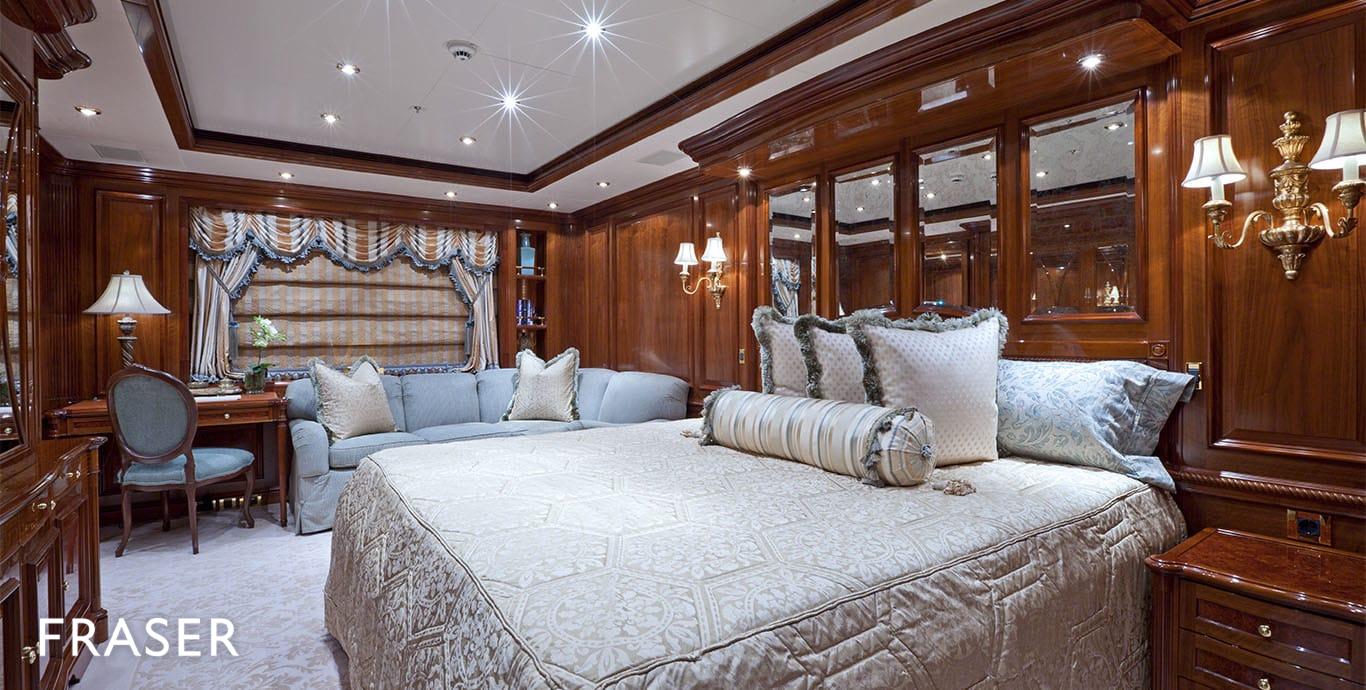 MARTHA ANN yacht