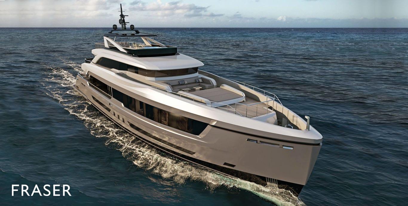 MENGI YAY VIRTUS 44 yacht