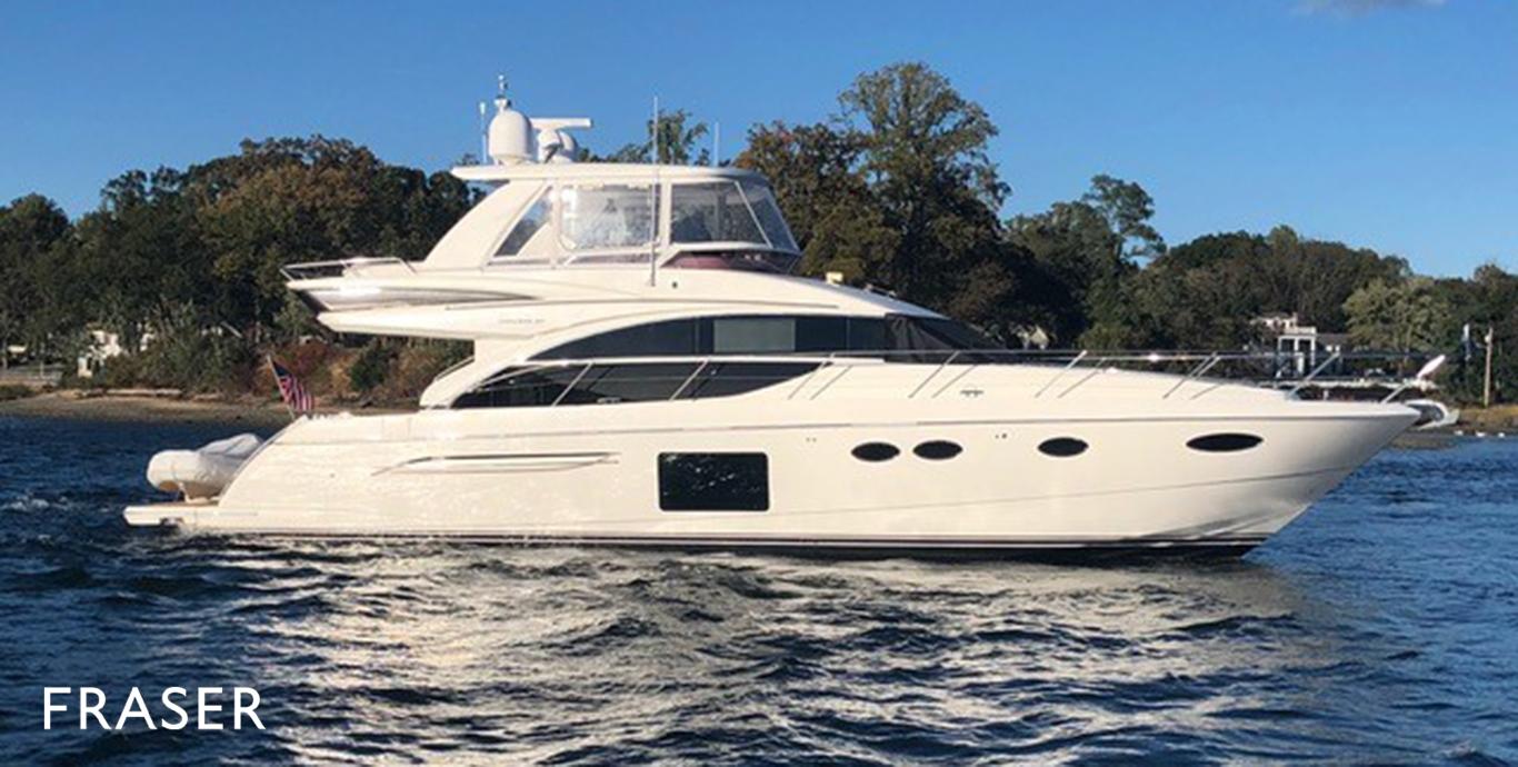 Nittany Lion Yacht For Sale Fraser