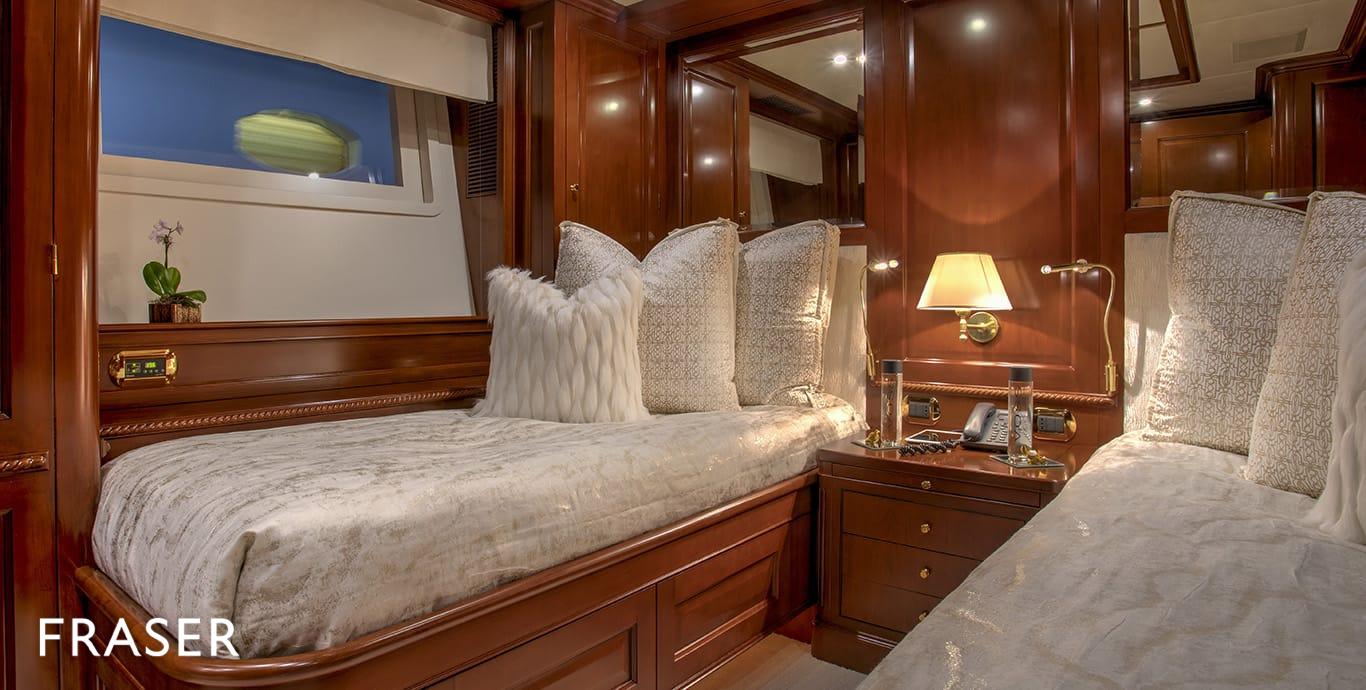NOMADESS yacht
