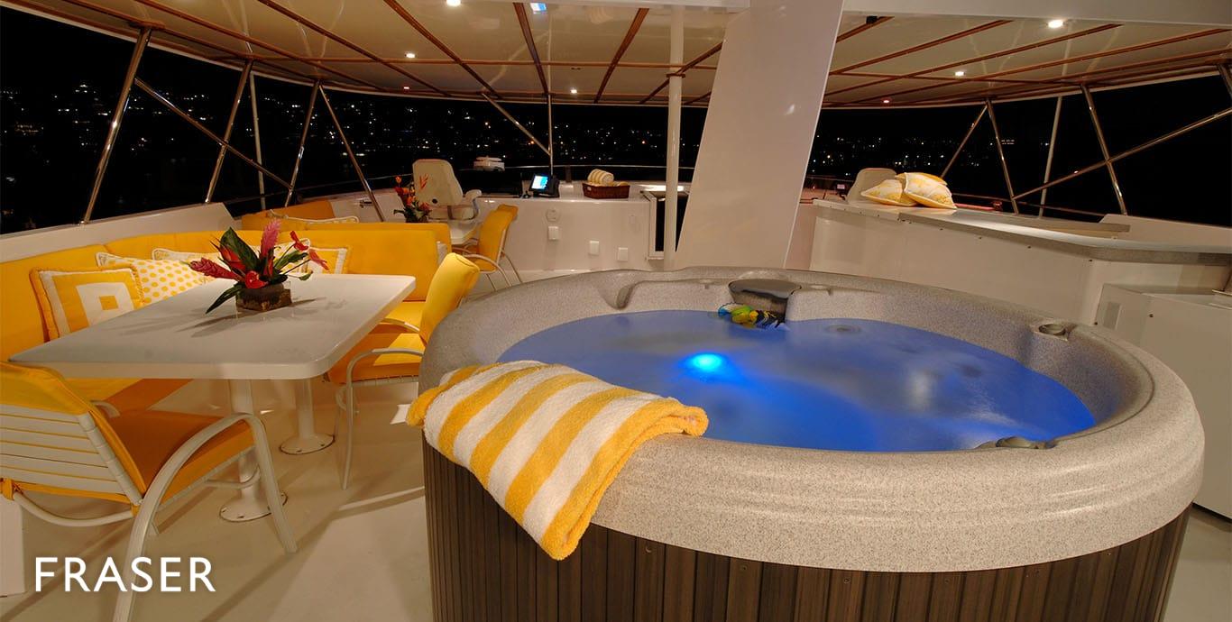 OCEAN PEARL yacht