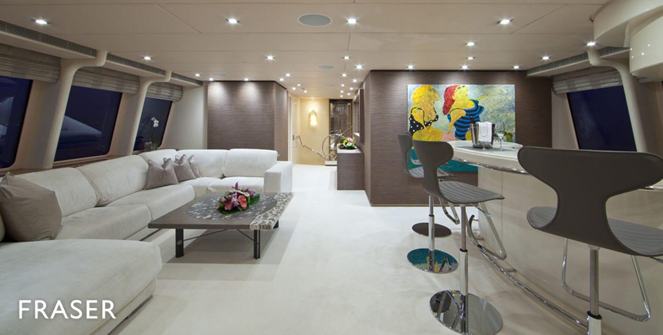 OHANA yacht