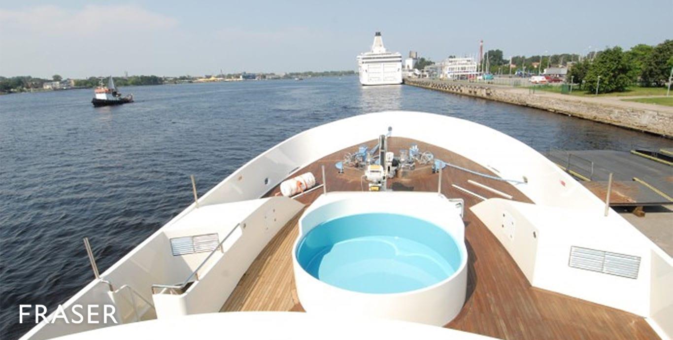 OLD CAPTAIN yacht