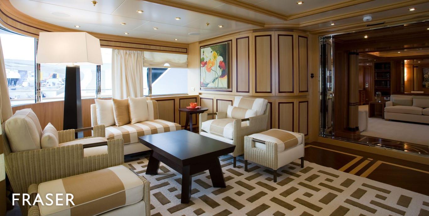OLMIDA yacht