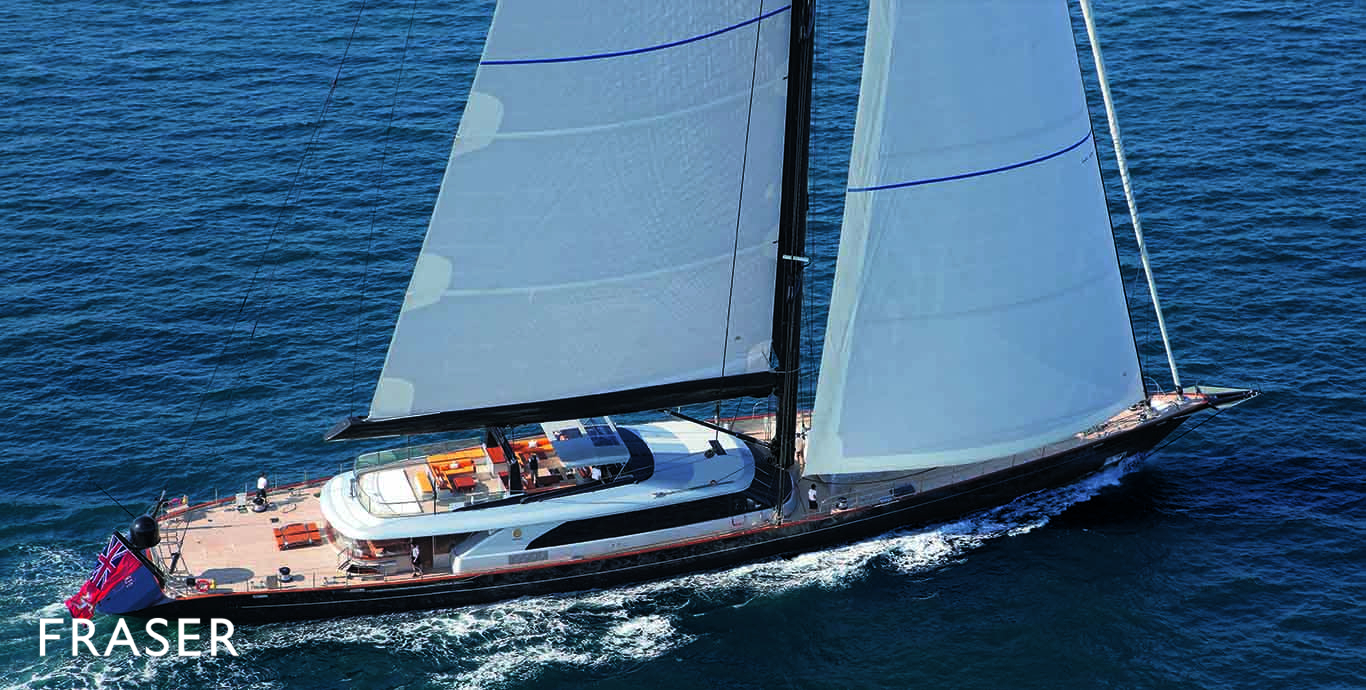 PERSEUS 3 yacht